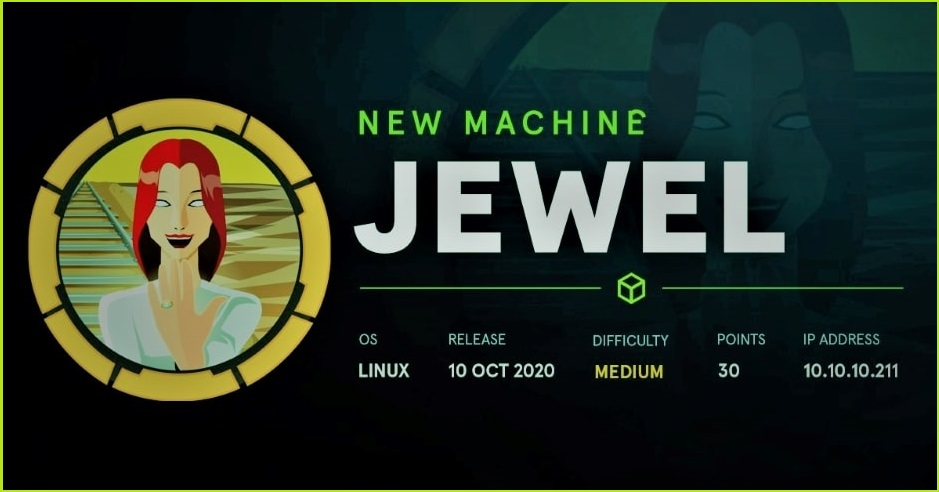 Jewel Hackthebox walkthrough