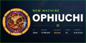 Protected: Ophiuchi HackTheBox WalkThrough